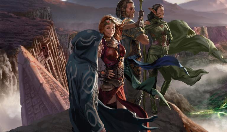 Un RPG du célèbre jeu de cartes Magic: The Gathering arrive prochainement !