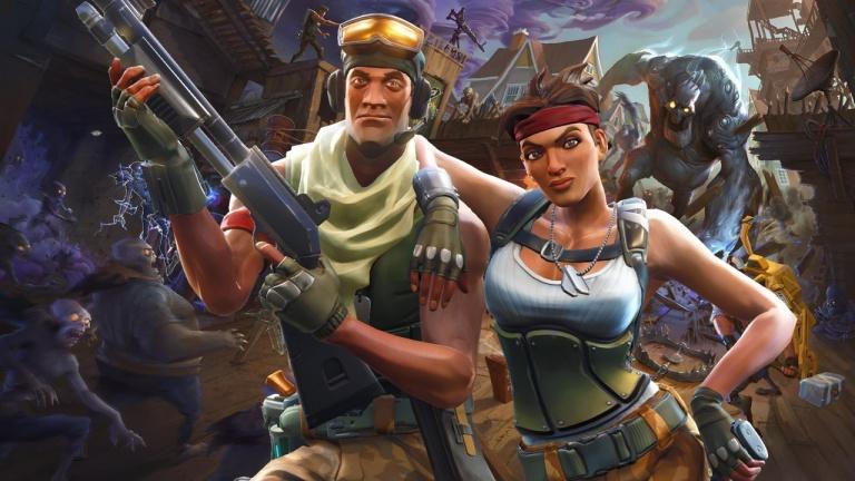 Le nouveau jeu d'Epic Games pour le 25 juillet — Fortnite