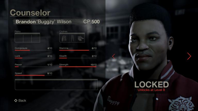 "Brandon ""Buggzy"" Wilson - The Jock"