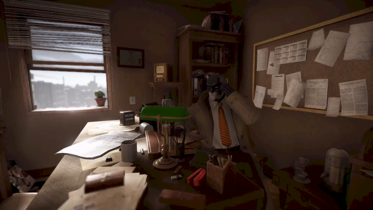 Blacksad: Under the Skin - Pendulo (Runaway, Yesterday...) s'essaye au jeu narratif - gamescom 2018