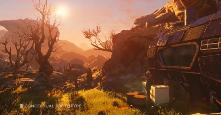 E3 2017 : EA annonce Anthem par Bioware