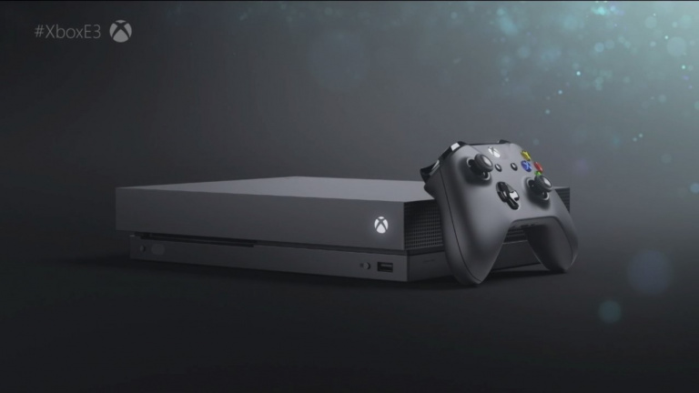 """Multimédia. À l'E3 de Los Angeles, Microsoft présente sa Xbox One X"""""""