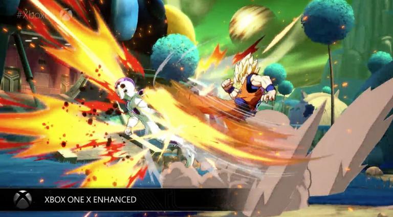E3 2017 : Dragon Ball FighterZ annoncé
