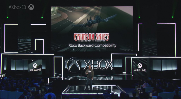 E3 2017 : Xbox étend la rétro-compatibilité