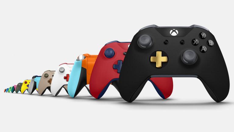 Xbox One : La personnalisation des manettes débarque en Europe