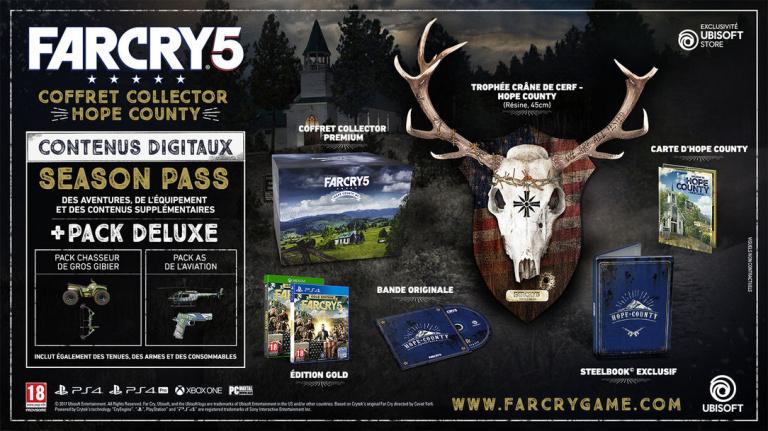 Le premier trailer de gameplay de Far Cry 5