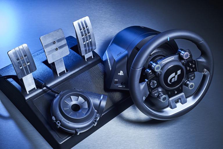 E3 2017 : Le volant officiel de Gran Turismo dévoilé en détails par Thrustmaster