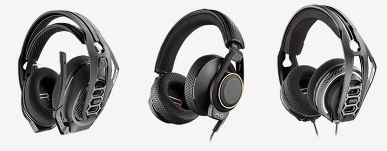 Profitez du Dolby Atmos avec les casques Plantronics RIG