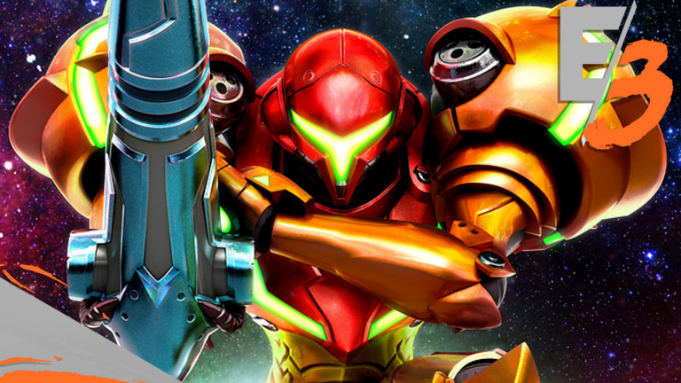 35 minutes de gameplay sur 3DS — Metroid Samus Returns