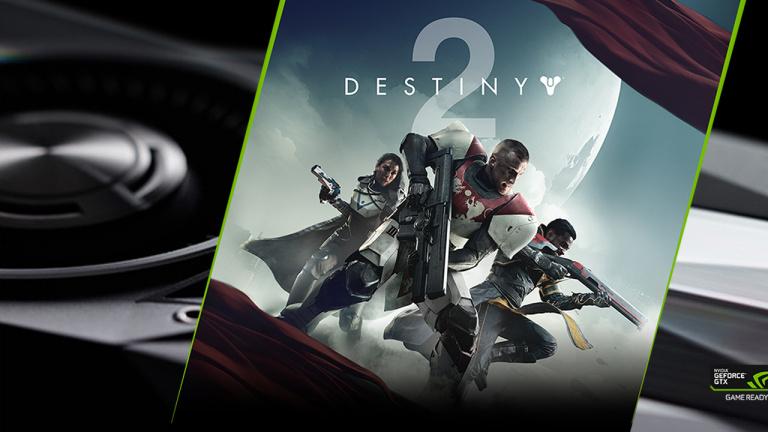 Achetez une GeForce GTX, obtenez Destiny 2