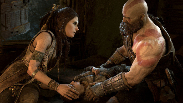 E3 2017 : God of War s'expose en images 4K