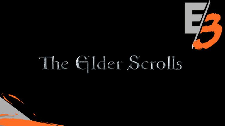 E3 2017 : The Elder Scrolls VI n'est toujours pas en développement