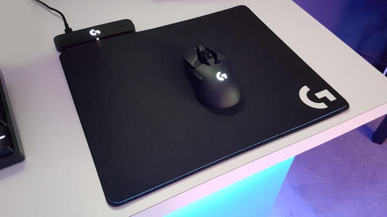E3 2017 : Avec Powerplay, Logitech simplifie la charge des souris sans fil