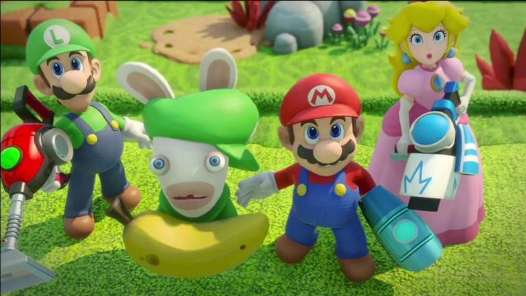 E3 2017 : Mario + The Lapins Crétins Kingdom Battle ravit le créateur de XCOM