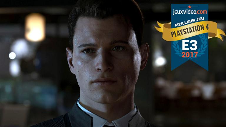 Le meilleur jeu PlayStation 4 - Detroit : Become Human