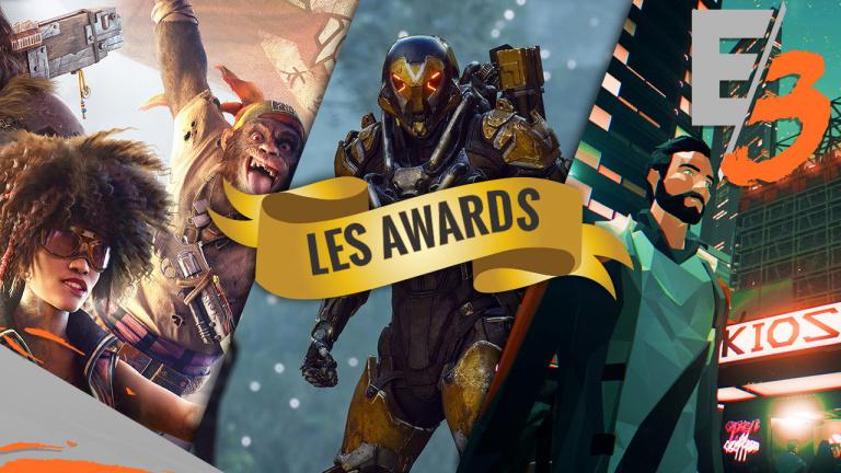 E3 2017 : Les meilleurs jeux du salon