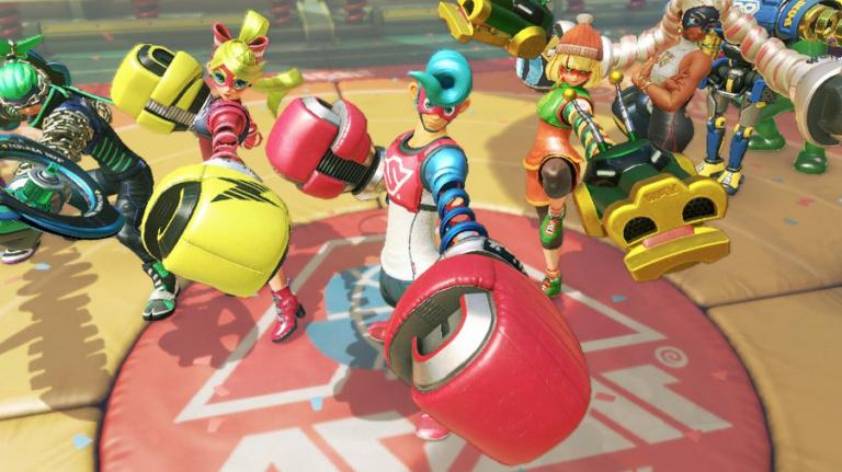 E3 2017 - ARMS : un onzième combattant et le mode Spectateur en approche