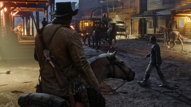 [Rumeur] Red Dead Redemption 2 : Rockstar étudierait un multijoueur en cross-play