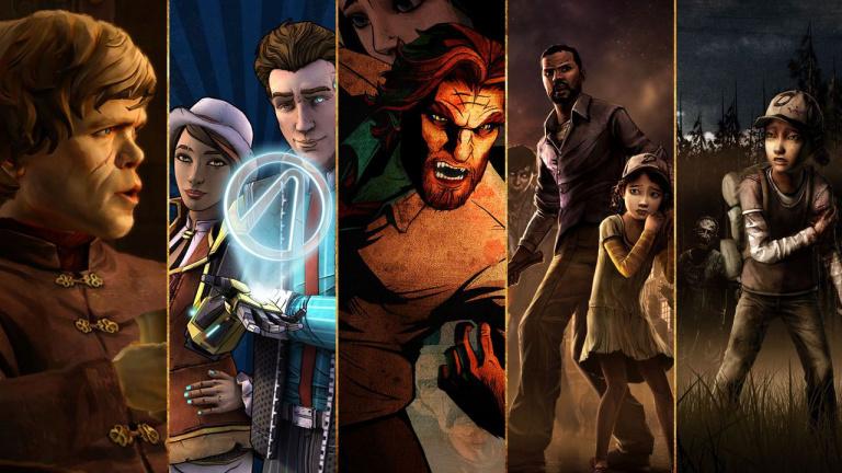 Telltale Games travaillerait sur une franchise originale