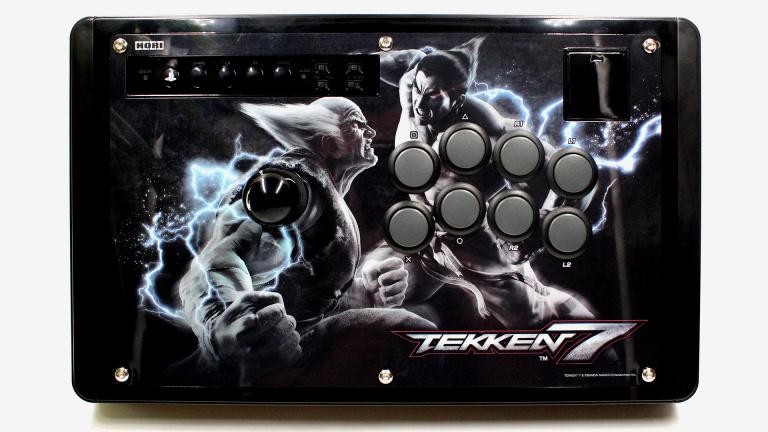 Test du Hori Real Arcade Pro Tekken 7 Edition : L'édition limitée qui fracasse tout