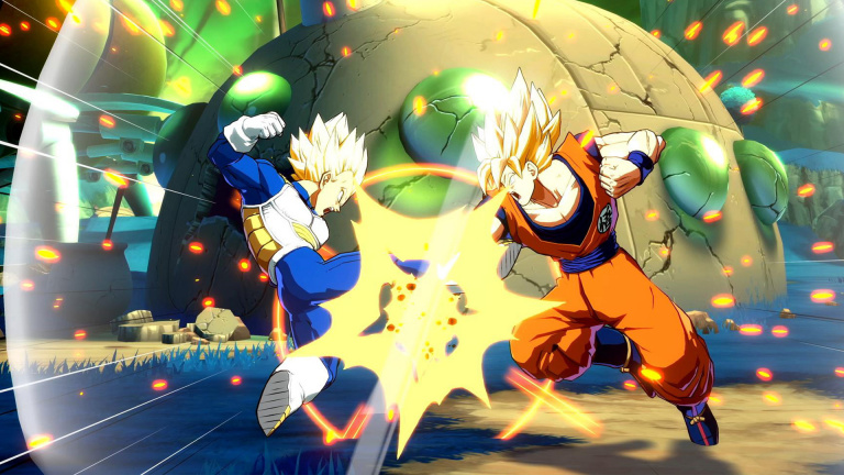 E3 2017 - Dragon Ball FighterZ : Une version Switch pourrait être envisagée