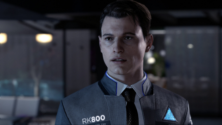 E3 2017 - Detroit : Become Human sortira en 2018
