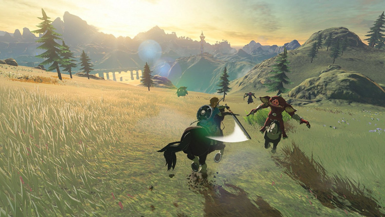 E3 2017 - Zelda : Breath of the Wild - Le mode difficile aura son propre slot de sauvegarde