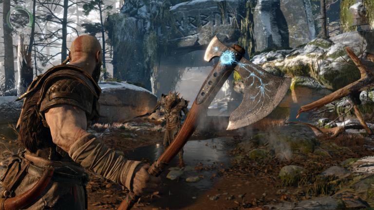 Pourquoi Kratos a troqué ses anciennes armes contre une hache ?