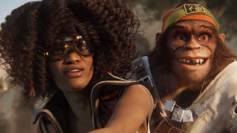 Beyond Good and Evil 2 : Michel Ancel dévoile une image in-game