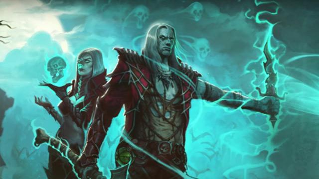 Le Nécromancien arrive mardi — Diablo III