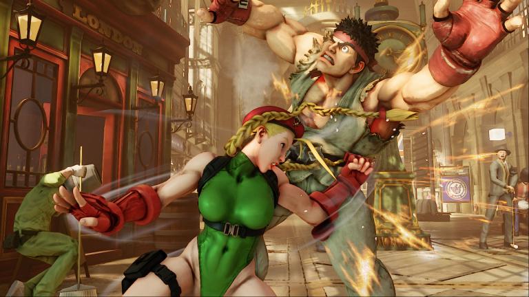 Street Fighter V et Tekken 7 vont partager leur technologie de matchmaking