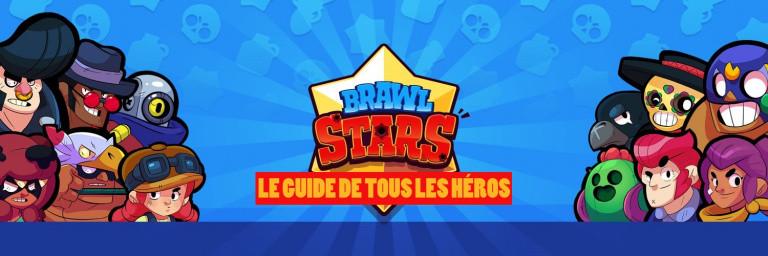 Brawlers : meilleurs personnages, statistiques, rareté...