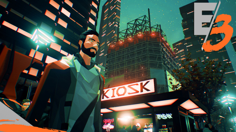 State of Mind : Un jeu d'aventure futuriste très prometteur - E3 2017