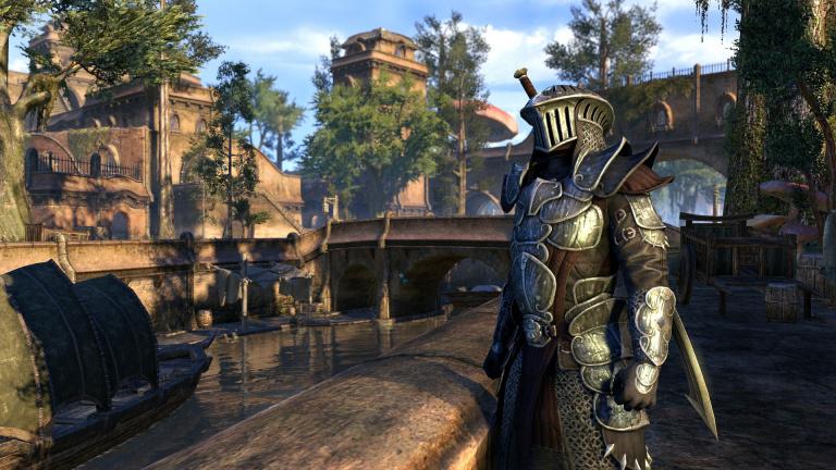 La bande originale de TESO Morrowind est de sortie