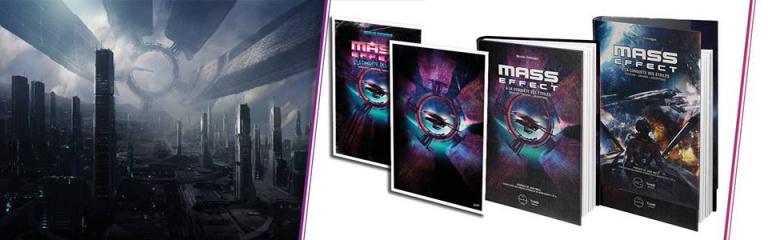 Third Éditions part à la conquête des étoiles et décortique la première trilogie Mass Effect