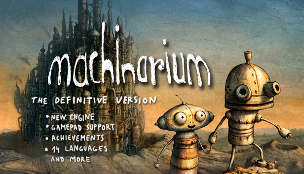 """Machinarium s'offre une """"Definitive Edition"""""""