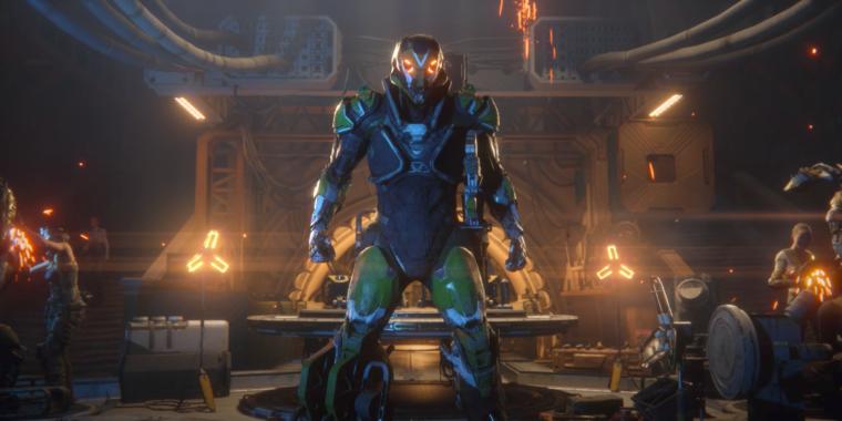 Plus proche de Star Wars que de Mass Effect selon BioWare — Anthem