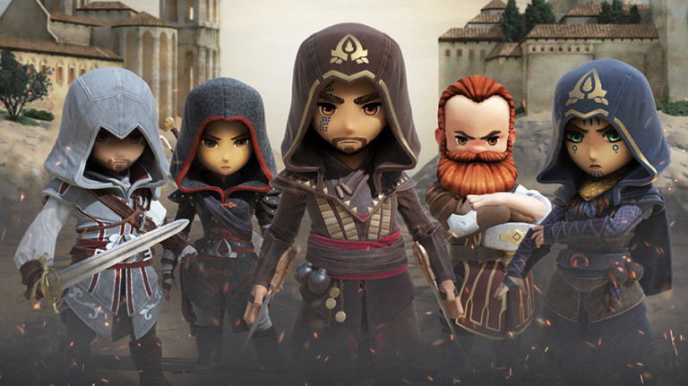 Ubisoft annonce Assassin's Creed Rebellion, un nouveau titre sur iOS et Android