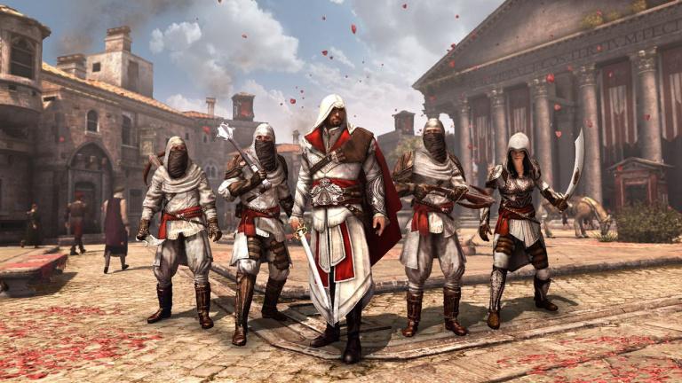Assassin's Creed Brotherhood désormais jouable sur Xbox One