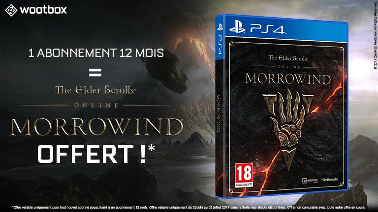 Double Dragon Trilogy gratuit sur GOG, The Elder Scrolls Online - Morrowind avec la Wootbox