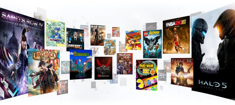 Le Xbox Game Pass se met à jour le 1er juillet