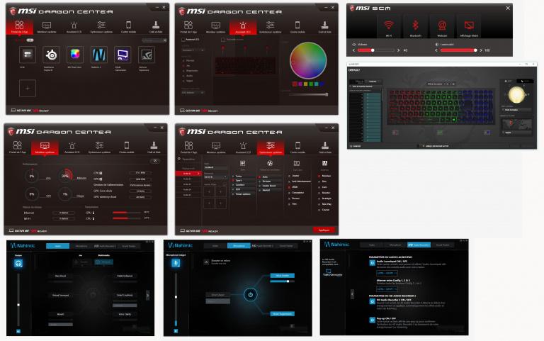 Guide PC Portable Gamer : Test du modèle MSI GS73 VR 6RF Stealth Pro