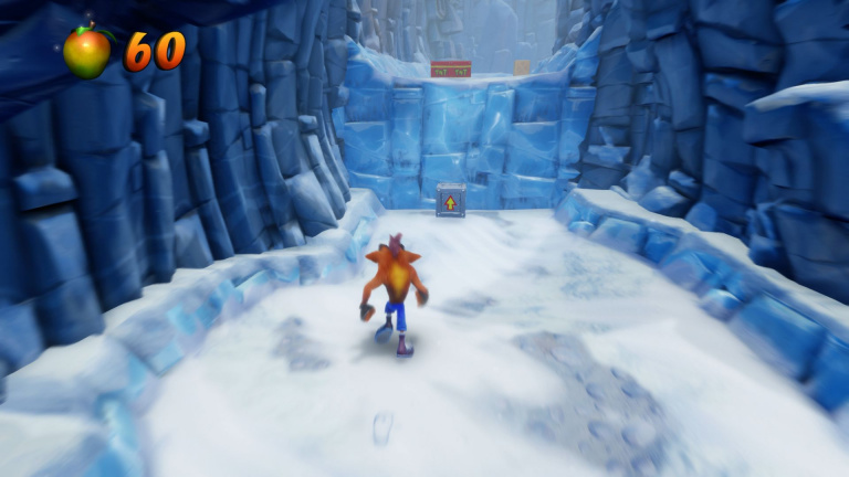 Niveau 2 : Snow Go