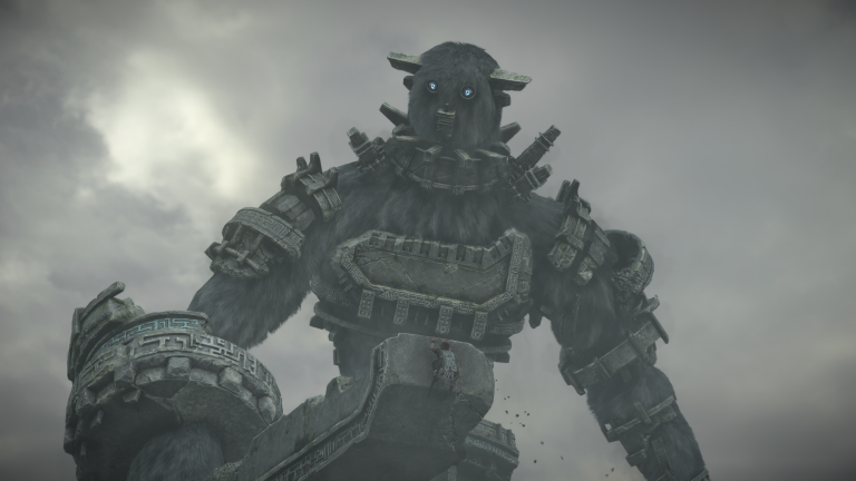 Shadow of the Colossus (PS4) : Fumito Ueda souhaite apporter quelques modifications