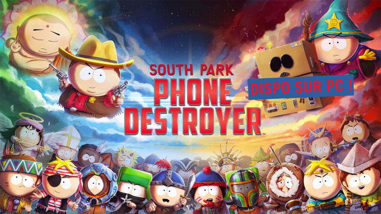 South Park Phone Destroyer : comment y jouer sur PC dès maintenant ?