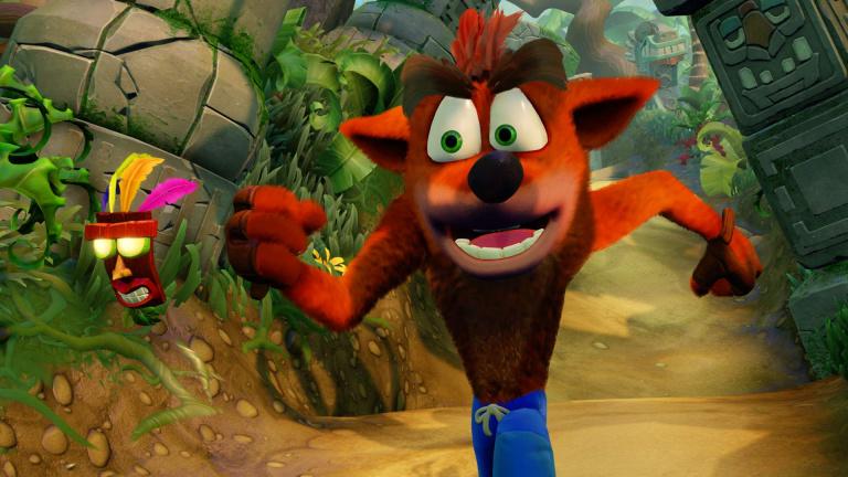 Crash Bandicoot N. Sane Trilogy : les employés de Sony reçoivent une copie très rétro