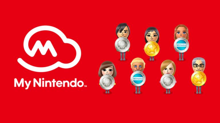 De nouvelles récompenses sur My Nintendo