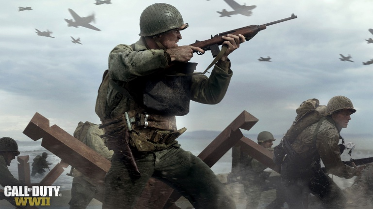 Pas de Call of Duty WWII en développement chez Sledgehammer — Nintendo Switch