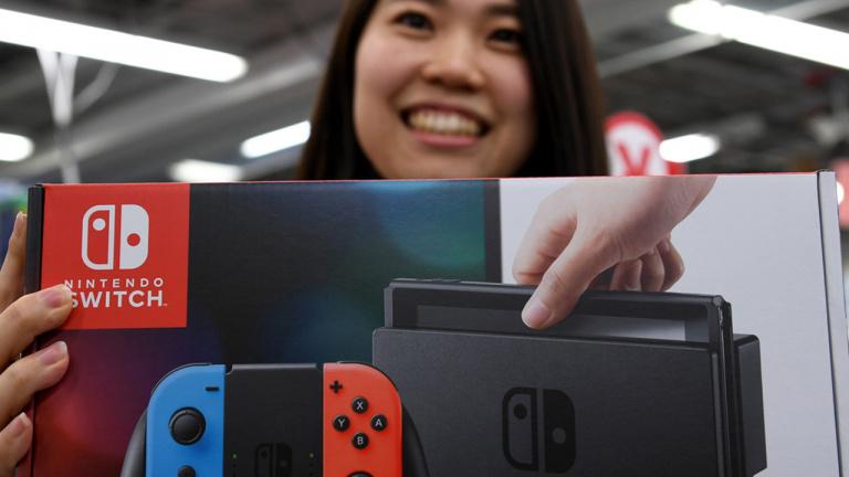 Nintendo Switch - Les ventes de jeu vont s'accélérer au Japon
