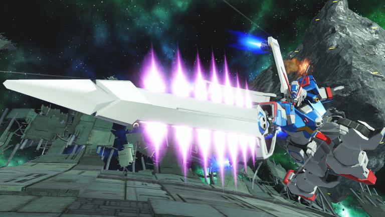 Gundam Versus se trouve une date de sortie occidentale
